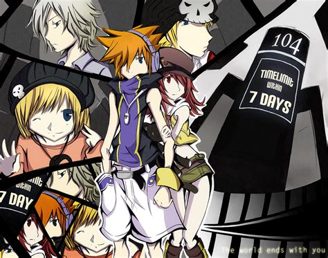 the world ends with you the world ends with you by criis chan on deviantart