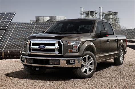2015 Ford F-150 Reviews and Rating   Motor Trend F 150 2015