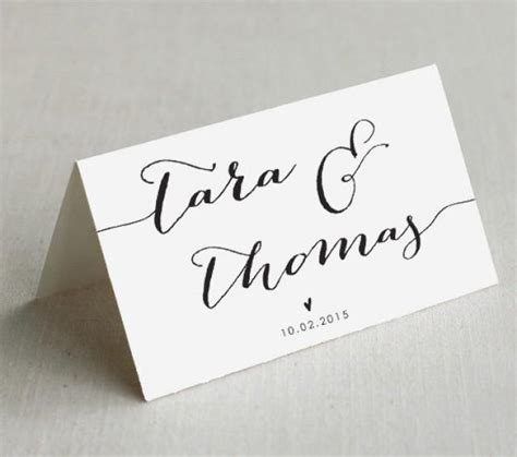 how to make place cards for wedding printable wedding place cards custom wedding name cards