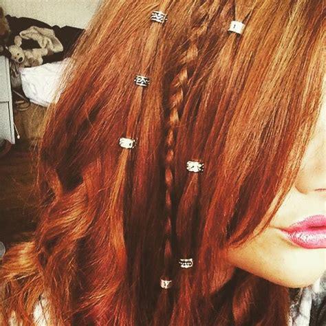 bead hair 17 best ideas about hair on one