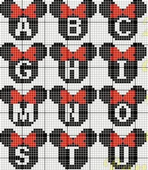 hama bead letter templates mickey minnie mouse personalized perler by