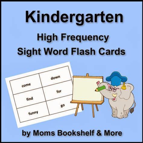 how to make flash cards on word kindergarten sight word flash cards minnesota miranda