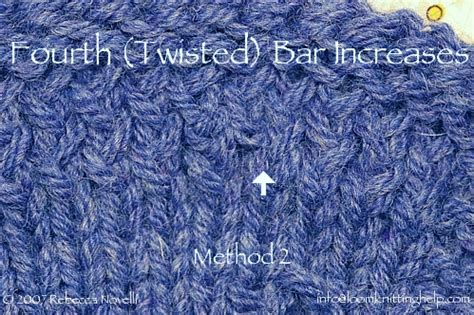 how to decrease stitches in knitting knitting bar increase free knitting projects