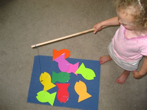 for preschoolers to make fish template preschool