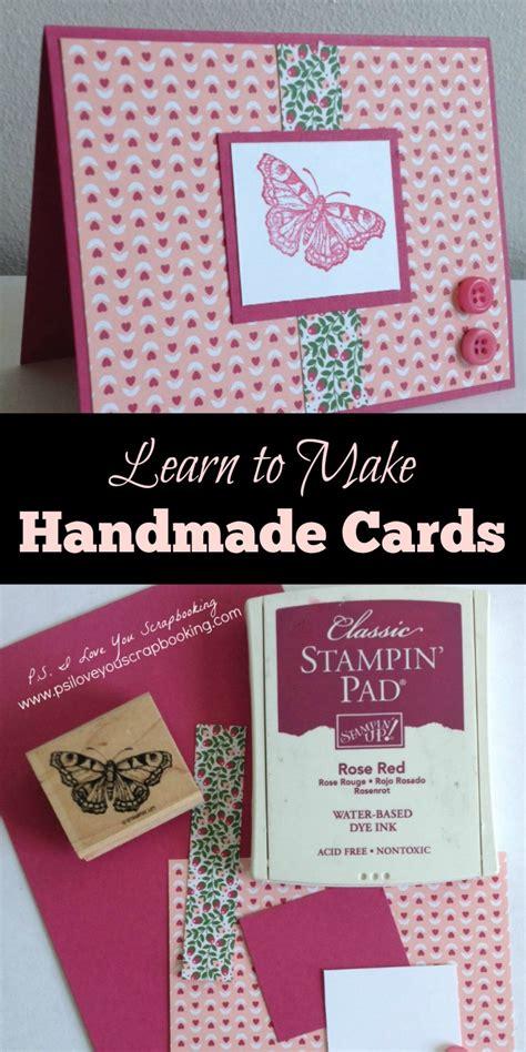 how to make health card how to make handmade cards p s i you crafts