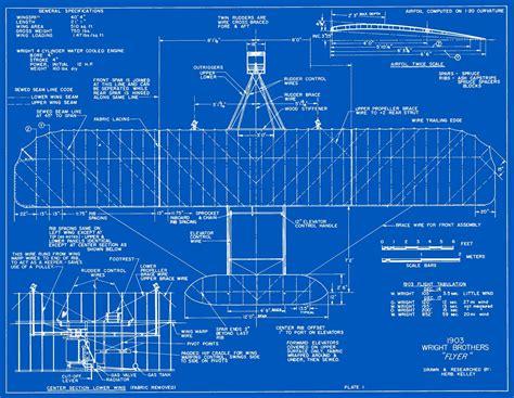 wright plans blueprints