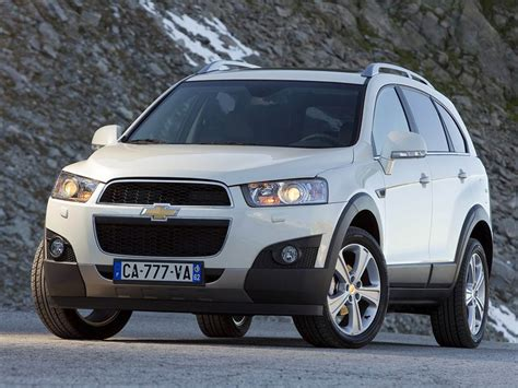 Wallpaper Car Chevrolet by Wallpapers Chevrolet Captiva Car Wallpapers