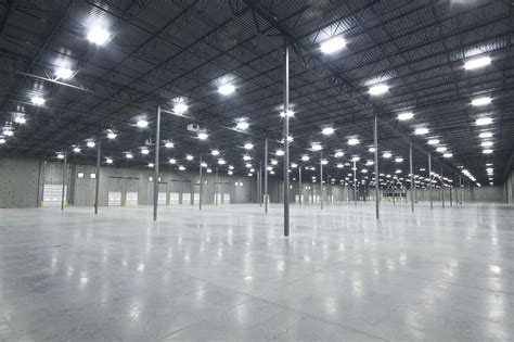 image gallery warehouse lighting
