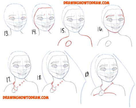 how to draw for beginners how to draw faces step by step for beginners 2 jpg