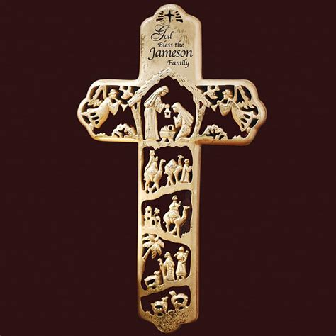 christian gifts to make personalized religious crosses cross necklaces at