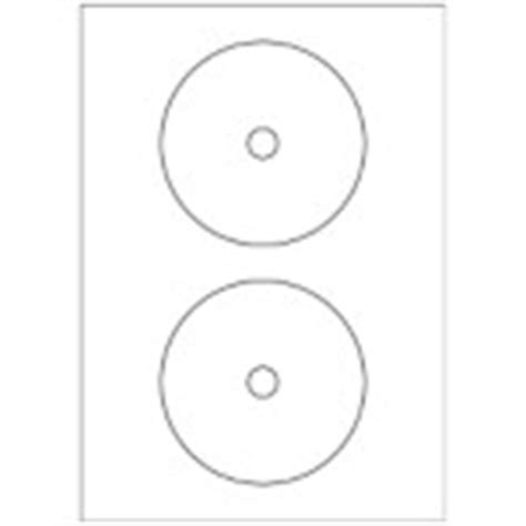 full face cd dvd labels 2 per page avery templates