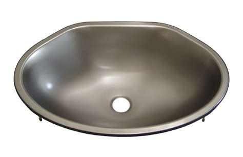 oval kitchen sinks dometic cramer oval sink caravan and motorhome kitchen