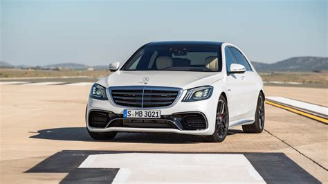 Mercedes Lineup by Vwvortex Facelifted 2018 Mercedes S Class