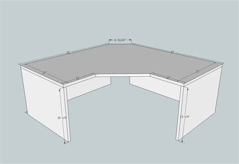 woodworking plans corner desk corner desk plans that save space woodworking projects