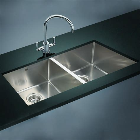 contemporary stainless steel kitchen sinks brienz stainless steel sinks what a renovator mate