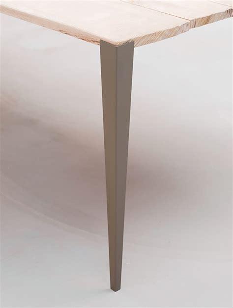 tol x fabricant de pieds de table et plateau en bois design