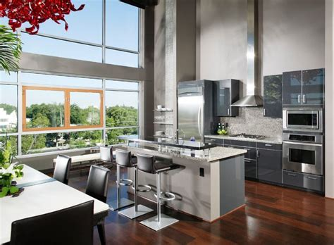 kitchen design sacramento l penthouse contemporary kitchen sacramento
