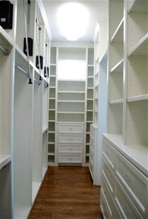 narrow walk in closet 1000 ideas about narrow closet on narrow