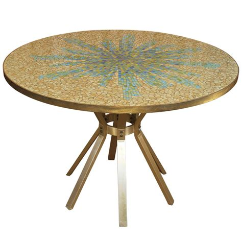 Mosaic Dining Room Table mosaic dining table