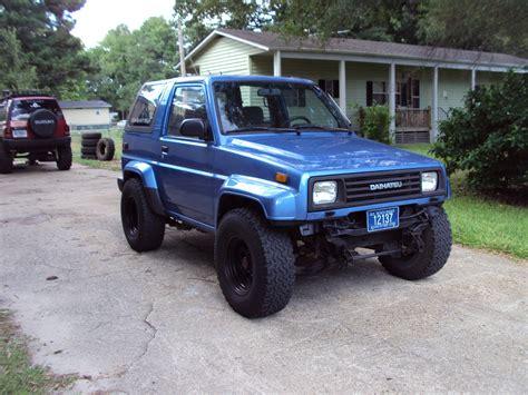 Rocky Daihatsu by Tonkatracker 1992 Daihatsu Rockysx Sport Utility Top