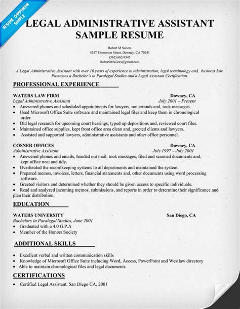 cv examples for executive assistant how do i write better