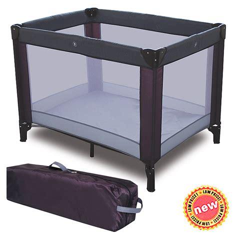 travel baby crib portable travel cribs for babies graco travel lite