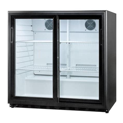 home refrigerator with glass door frigidaire commercial 17 9 cu ft food service grade