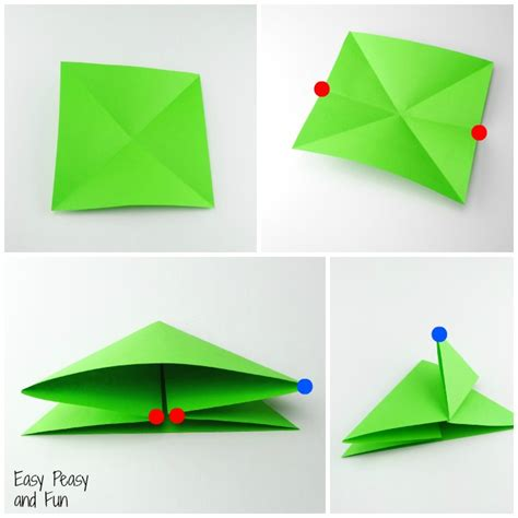 how to make an easy origami frog free coloring pages origami frogs tutorial origami for
