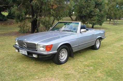 Mercedes 380sl Convertible by Sold Mercedes 380sl Convertible Auctions Lot 24