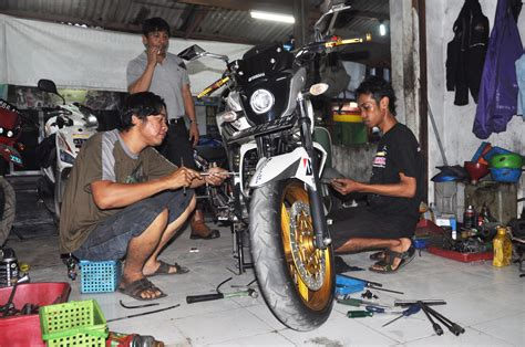 Poto Poto Motor by Std 4 Speed Buat Yang Mau Up Grade Byson Scorpio Dan V