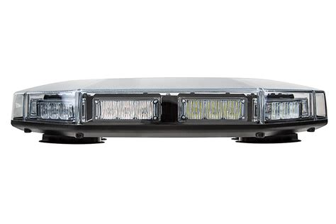 led mini light bar magnetic mounted emergency led light bar with toggle