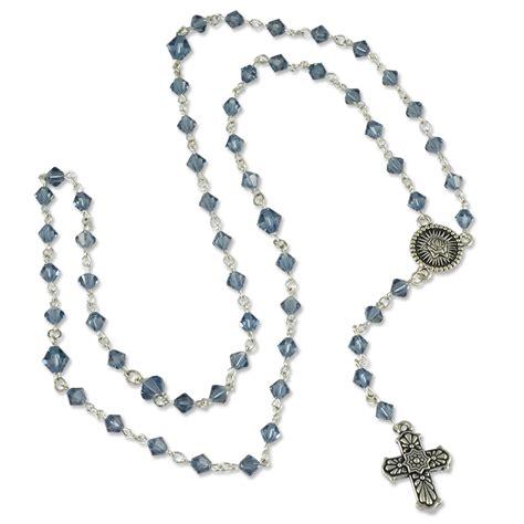 rosary bead kits rosary kit swarovski rosary necklace kit for jewelry