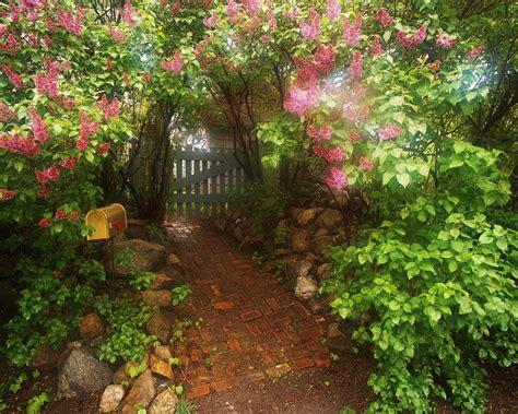 secret garden flowers the annual hoboken secret garden tour will be held on june