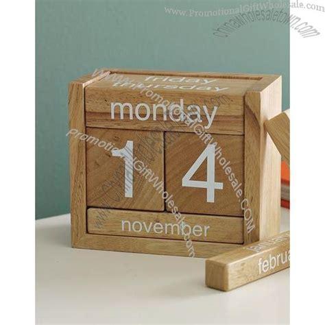 woodworking calendar buy wooden perpetual calendar wholesale price