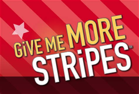 give me more t g i friday s give me more stripes club free appetizer