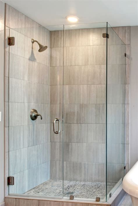 glass bathroom shower enclosures glass shower doors woodstock ga frameless glass pros