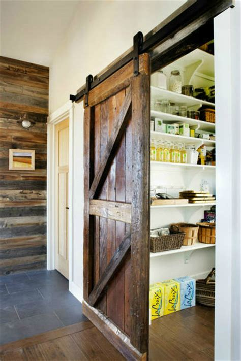 barn door for pantry 20 amazing kitchen pantry ideas decoholic