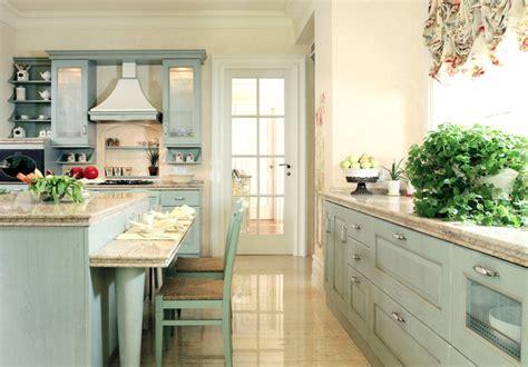 Shabby Chic Kitchen Cabinets french country kitchen mediterranean kitchen other