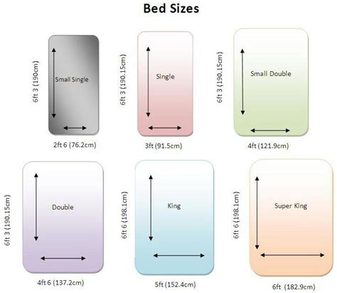what are the dimensions of a bed king bed dimensions king size bed the