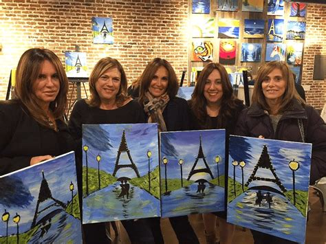 muse paintbar westbury lake success chabad painted for a cause great neck record