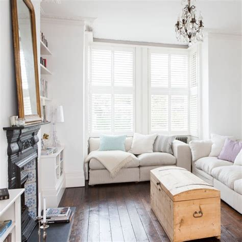 Home Interior Design Magazines Uk white living room with shutters living room decorating