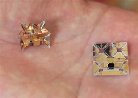 origami robots 15 developments in robotics field