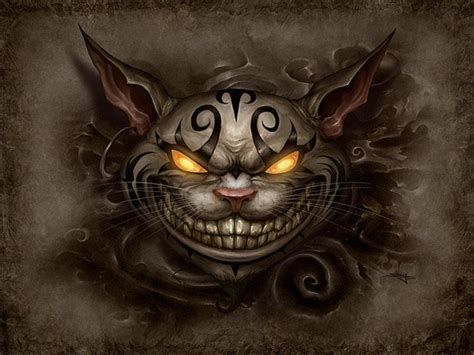 evil cat painting character designs by beloved creature 171 illustration