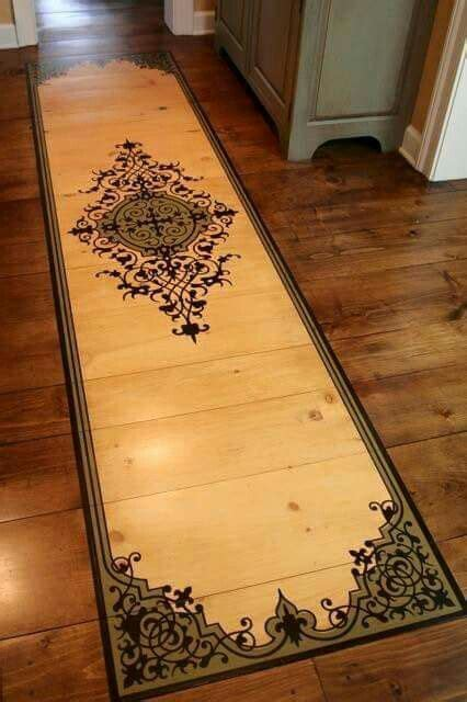 painting varnished woodwork 25 best ideas about stencil rug on stencil