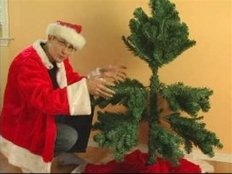 set up artificial tree how to set up an artificial tree how to shape