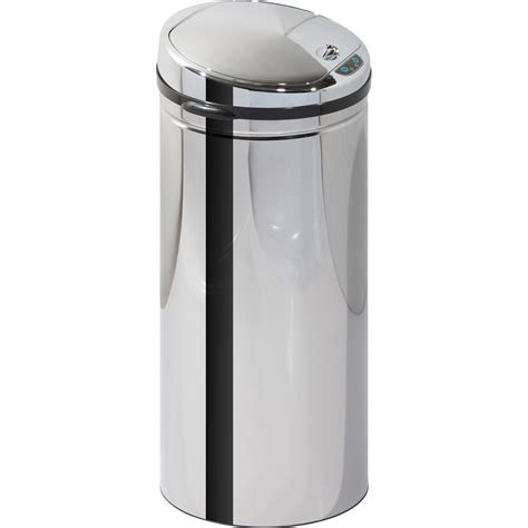 poubelle de cuisine 50 l inox leroy merlin