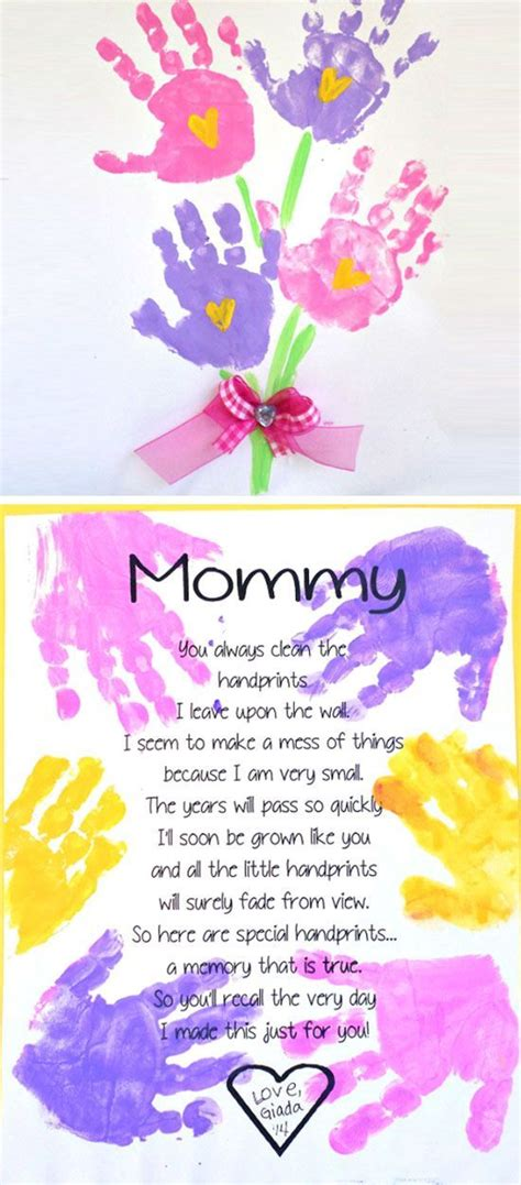 easy crafts to make as gifts 25 unique mothers day crafts ideas on arts