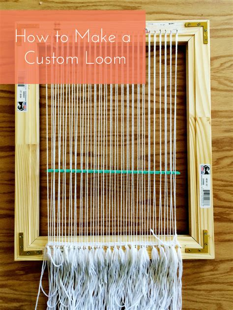 how to make your own beading loom basics how to make a custom loom