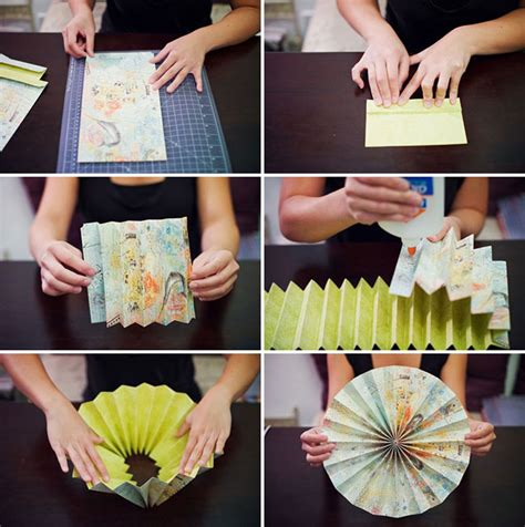 handmade paper crafts tutorial how to make paper rosettes tutorials make paper and