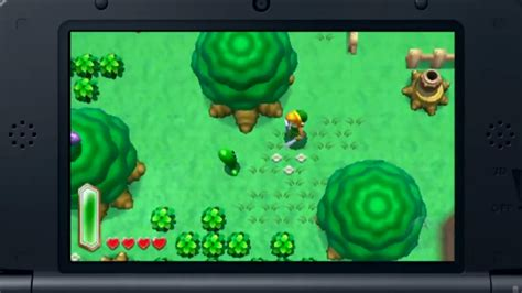 a link to the past nintendo announces for 3ds in a link to the past s world